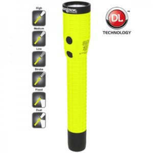 Intrinsically Safe Flashlight NightStick XPR-5542GMX dual light
