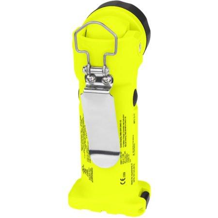Intrinsically Safe Flashlight NightStick XPR-5568GX beam
