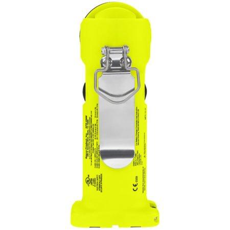 Intrinsically Safe Flashlight NightStick XPR-5568GX pocket clip
