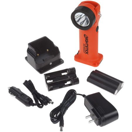 Intrinsically Safe Flashlight NightStick XPR-5568RX rechargeable