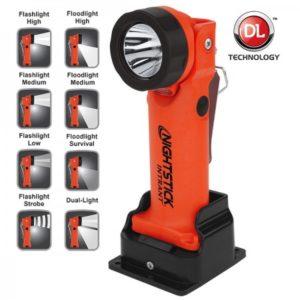 Intrinsically Safe Flashlight NightStick XPR-5568RX Technology