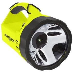 Intrinsically Safe Flashlight NightStick XPR-5580G Dual Light