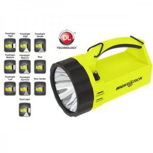 Intrinsically Safe Flashlight NightStick XPR-5580G Led