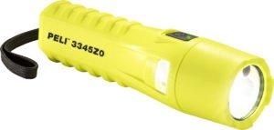 Intrinsically Safe Flashlight Peli 3345Z0 Main Image of Flashlight