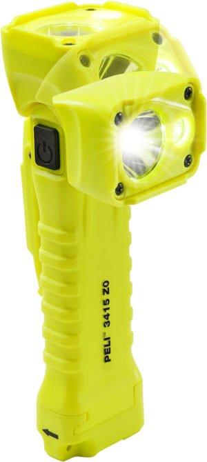 Intrinsically Safe Flashlight Peli 3415MZ0 Main Image of Flashlight