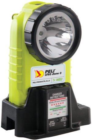 Intrinsically Safe Flashlight Peli 3765Z0 Main Image of Torch