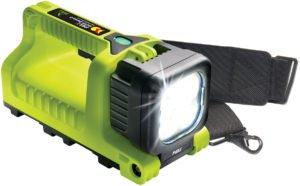 Intrinsically Safe Flashlight Peli 9415Z0 Main Image of Flashlight