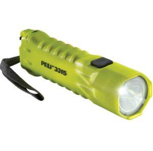 Intrinsically Safe Flashlights Peli 3315C Z0 Yellow zone 0