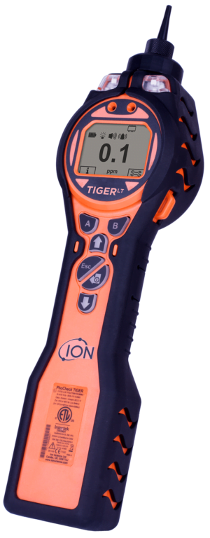 Intrinsically-Safe-Handheld-VOC-Gas-Detector-Ion-Science-Tiger-LT-ATEX-certified
