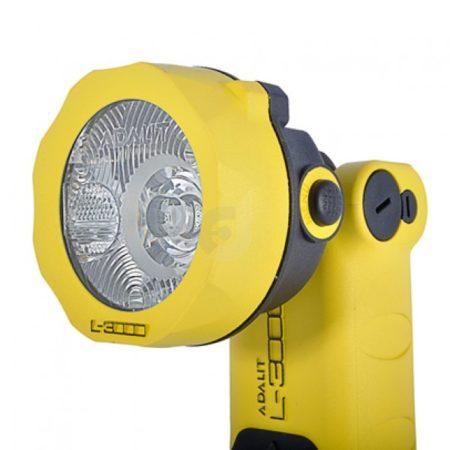 Intrinsically Safe Handlamps ATEX Adaro Adalit L-3000 torch