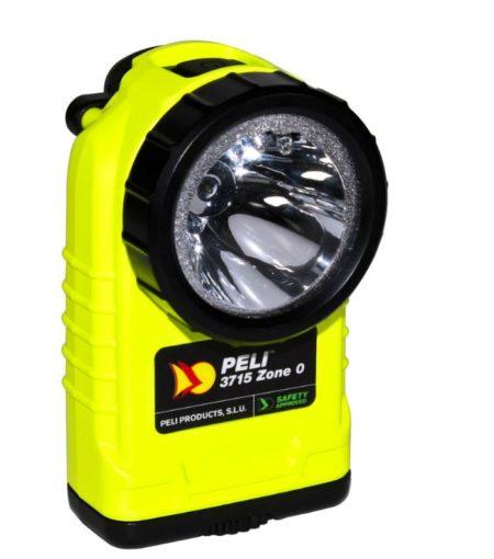 Intrinsically Safe Handlamps Peli 3715 LED Z0