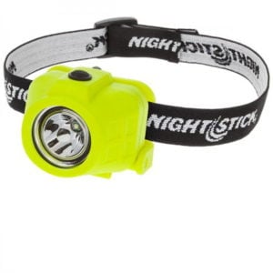 Intrinsically Safe Headlamp NightStick XPP-5452G
