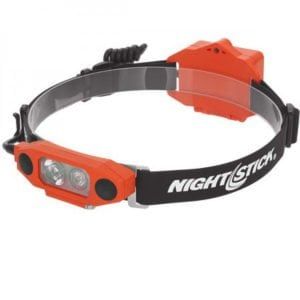 Intrinsically Safe Headlamp NightStick XPP-5462RX