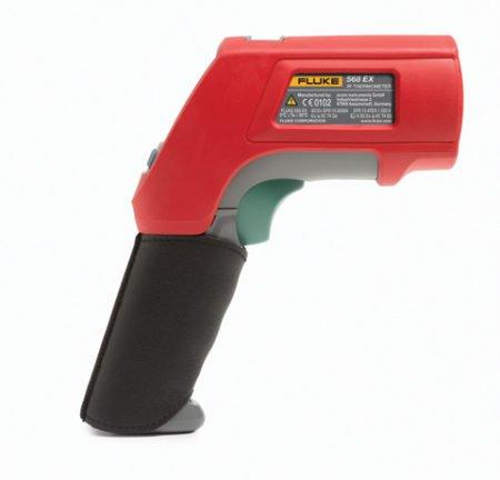 Intrinsically Safe Infrared Thermometer Ecom Fluke 568 EX Side Image 2 Infrared