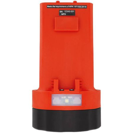 Intrinsically-Safe-Lantern-NightStick-VIRIBUS-XPR-5581RX-Straight-On-Bottom