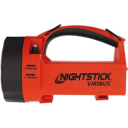 Intrinsically-Safe-Lantern-NightStick-VIRIBUS-XPR-5581RX-Straight-On-Left