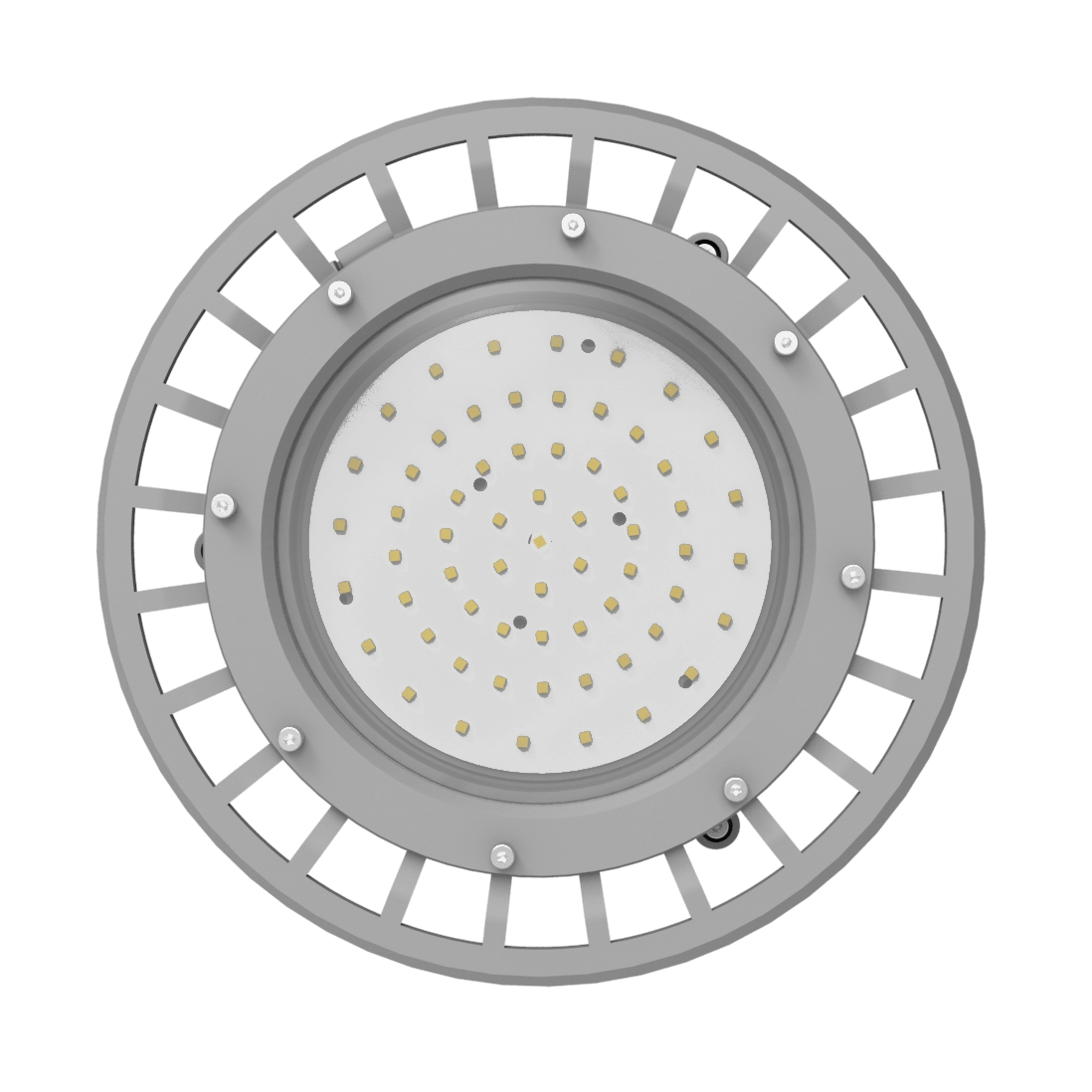 Intrinsically-Safe-LED-Area-Light-45-Watt-NICOR-XPR1B045U50GRP-Eres-Pendant-Mount-showing-LENS-tempered-glass.png