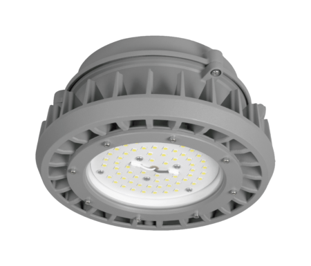 Intrinsically-Safe-LED-Area-Light-65-Watt-NICOR-XPR1B065U50GRM-Eres-Multi-Mount-main-image