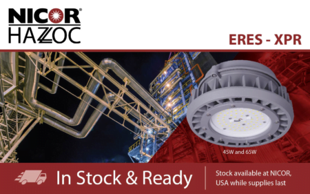 Intrinsically-Safe-LED-Area-Light-65-Watt-NICOR-XPR1B065U50GRM-Eres-Multi-Mount-XPR-Eres-Banner.png