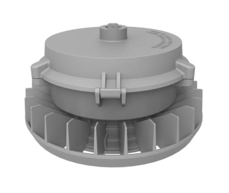 Intrinsically-Safe-LED-Area-Light-65-Watt-NICOR-XPR1B065U50GRP-Eres-Pendant-Mount-aluminum-housing.png