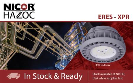 Intrinsically-Safe-LED-Area-Light-65-Watt-NICOR-XPR1B065U50GRP-Eres-Pendant-Mount-XPR-Eres-Banner.png