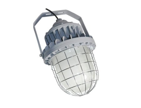 Intrinsically-Safe-Luminaire-James-Industry-E-Series-Spherical-Glass
