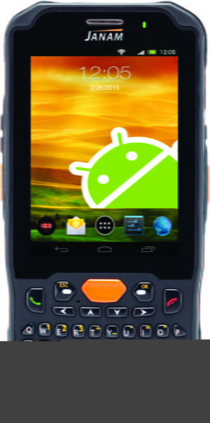 Intrinsically-Safe-Mobile-Computer-Janam-XM5-Android-4.2-Android