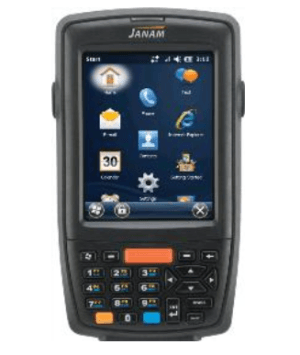 Intrinsically-Safe-Mobile-Computer-Janam-XM70-Windows-Embedded-Handheld-6.5-Numeric-Keypad