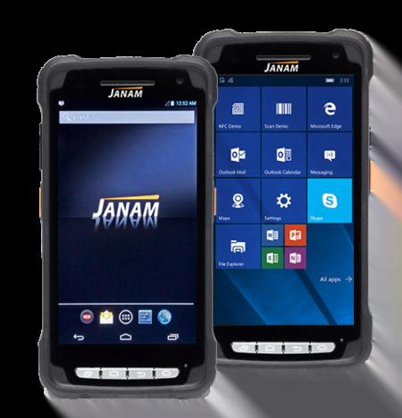 Intrinsically-Safe-Mobile-Computer-Janam-XT2-Combo