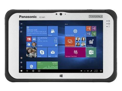 Intrinsically Safe Panasonic Tablet FZ-M1 Apps