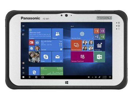 Intrinsically Safe Panasonic Tablet FZ-M1 Main Photo