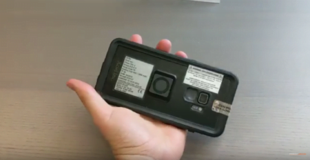 Intrinsically Safe Samsung Galaxy S10 Case Zone 2