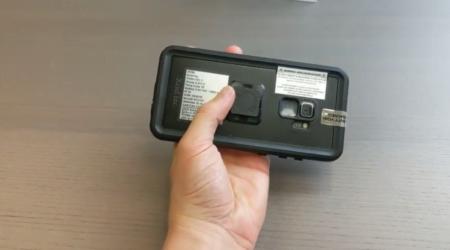 Intrinsically Safe Samsung Galaxy S9 Case ATEX Zone 2 Rugged Case