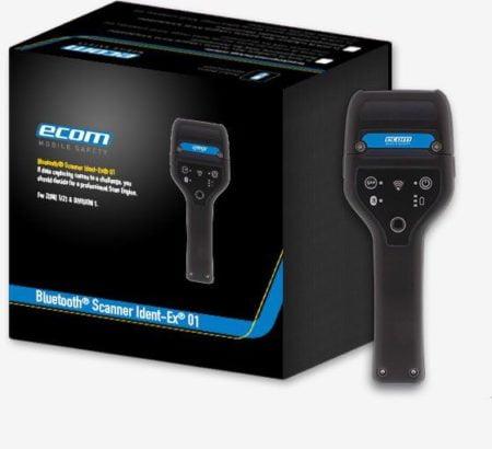 Intrinsically Safe Scanner RFID Reader Ident-Ex 01 ATEX Zone 1 Div 1 Inside the Box