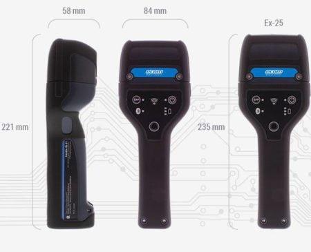 Intrinsically Safe Scanner RFID Reader Ident-Ex 01 Technical Data