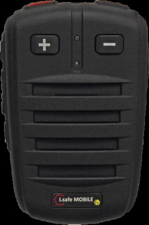 Intrinsically Safe Speaker Mic i.Safe Mobile Main Picture
