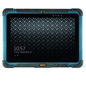 Intrinsically Safe Tablet Agile X Bartec Front View