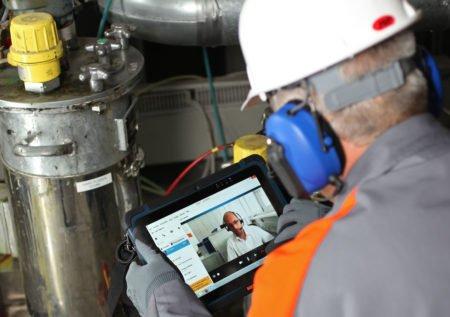 Intrinsically Safe Tablet Agile X Bartec Video Quality