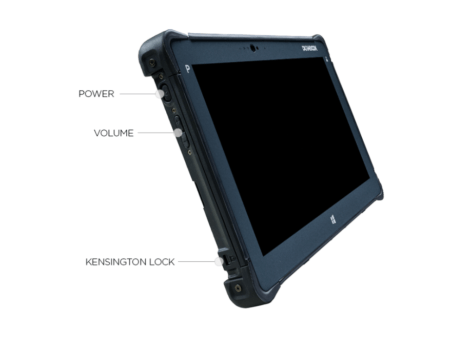 Intrinsically Safe Tablet Durabook R11 Left