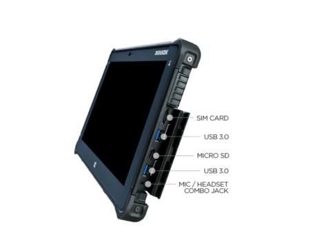 Intrinsically Safe Tablet Durabook R11 Right