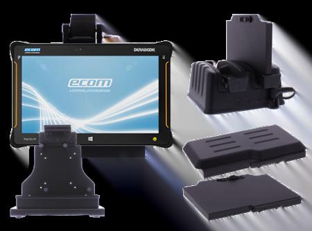 Intrinsically Safe Tablet Ecom Pad-Ex 01 HR D2 Accessories