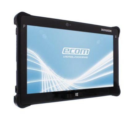 Intrinsically Safe Tablet Ecom Pad-Ex 01 HR D2 Side Image