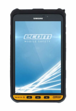 Intrinsically Safe Tablet Ecom Tab-Ex 01 Main Image