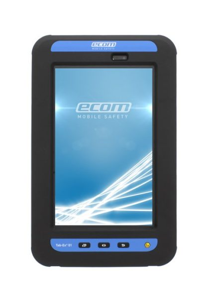 Intrinsically Safe Tablet Ecom Tab-Ex 02 Zone 1 and 21 Div 1 New Tablet