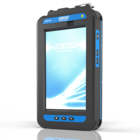 Intrinsically Safe Tablet Ecom Tab-Ex 02 Zone 1 Samsung Knox