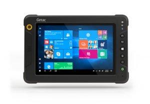 Intrinsically Safe Tablet Getac EX80 LumiBond