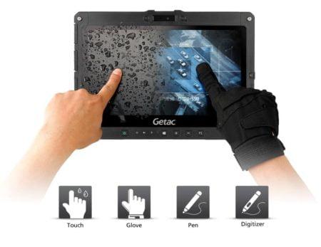 Intrinsically Safe Tablet Getac K120 7
