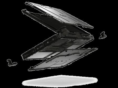 Intrinsically Safe Tablet Getac V110 3
