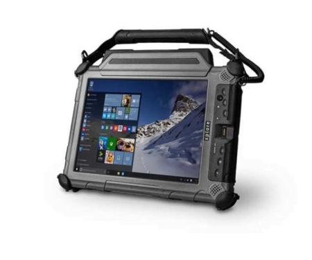 Intrinsically Safe Tablet Xplore XC6 Main C1D2