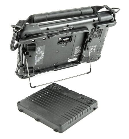 Intrinsically Safe Tablet Xplore XSlate D10 with Dock Station